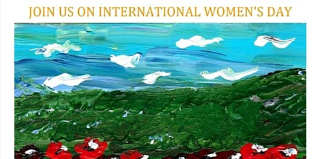 International Women's Day Private Viewing Art Exhibition and Auction tickets