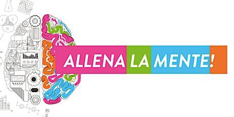 """""""Allena la mente"""" a SILEA giovedì19 Marzo GRATUITO ore 21.00 tickets"""