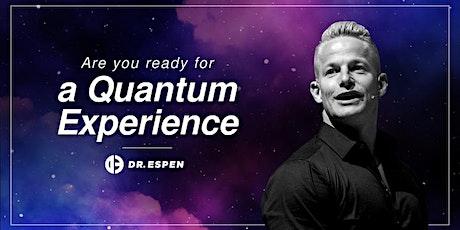 Quantum Experience   Melbourne April 18, 2020 tickets