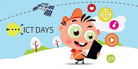 CoderDojo Trento - Incontro 14 marzo 2020 per gli ICT Days @ Università di Trento (Povo - TN) biglietti