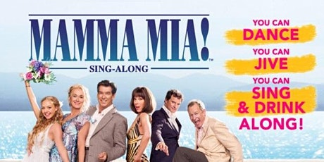 Outdoor Cinema -Mamma Mia  Singalong -Ockbrook Cricket Club tickets