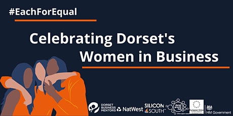 #EachForEqual - Celebrating Dorset's Women in Business tickets
