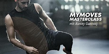 MYMOVES Masterclass mit Alexey (1,5h/30€) Tickets
