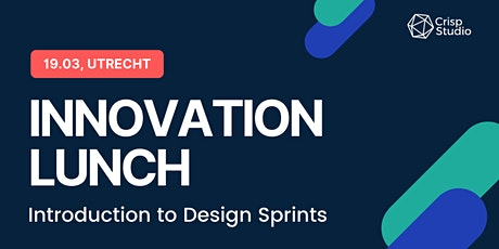 Innovation Lunch - Introduction to Design Sprints tickets