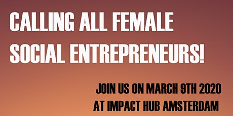 Creating space for female entrepreneurs tickets