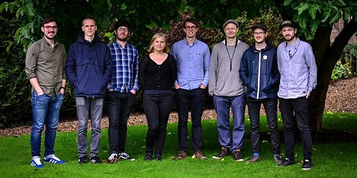 Jazz Steps Live at the Libraries presents:  David Ferris Septet - The Acorn Theatre, Worksop