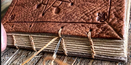 Moroccan Leather Bookbinding Workshop tickets