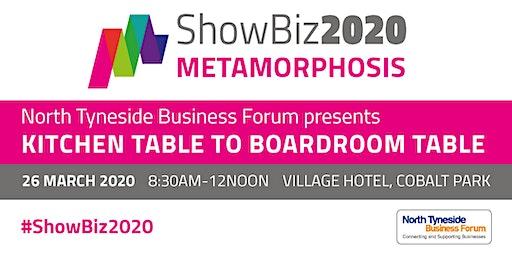 ShowBiz 2020: Metamorphosis