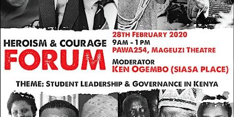 Student Leadership & Governance in Kenya tickets