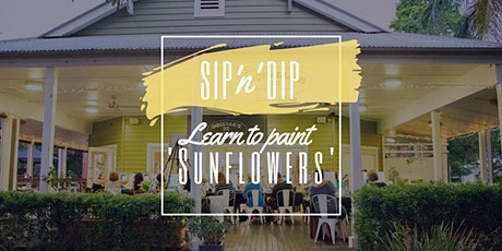 Moselles Springfield - Sip 'n' Learn to paint 'Sunflowers'! tickets