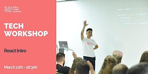 Tech Workshop - React Intro
