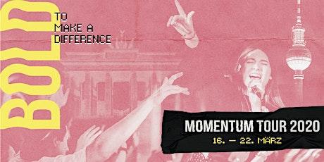 Momentum Tour Workshop | Bremen Tickets