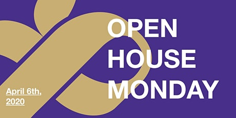 PRC Open House Monday Tickets