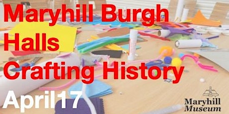 Crafting History: A family paper workshop tickets