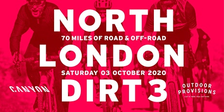 North London Dirt 3 tickets