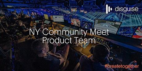 Community Meet NY - Meet the Product Team tickets