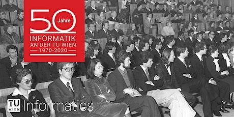 50 Jahre Informatikstudium an der TU Wien Tickets