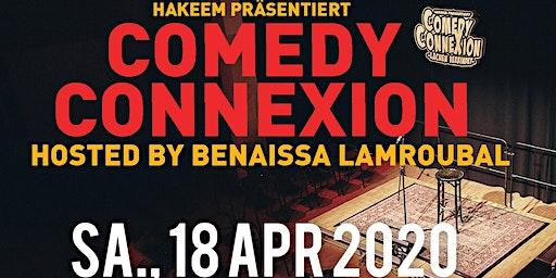 Comedy ConneXion | 18 APRIL 2020