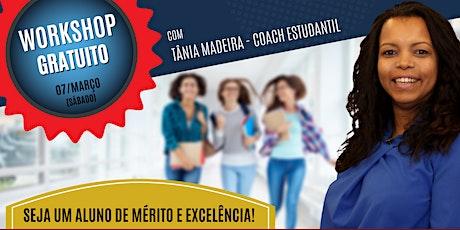 Workshop Gratuito - Como Alcançar Resultados nos Estudos - Pais e Alunos bilhetes