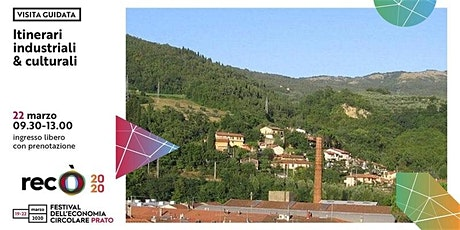 RECO' Festival- Itinerari industriali & culturali entradas
