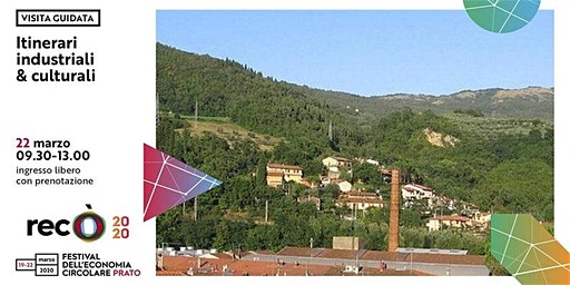 RECO' Festival- Itinerari industriali & culturali