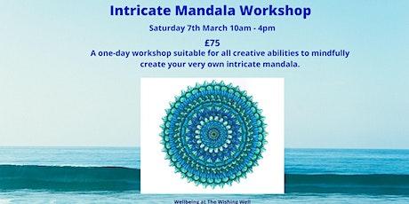 Intricate Mandala Workshop tickets