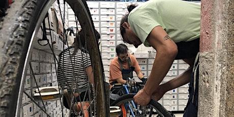 Workshop di ciclomeccanica - Riparazione bici fai da te - €60 biglietti