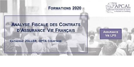 Fiscalité France tickets