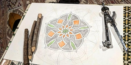 Sacred Geometry Master Class with Hamza tickets