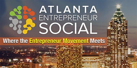 Entrepreneur Social March 2020 tickets
