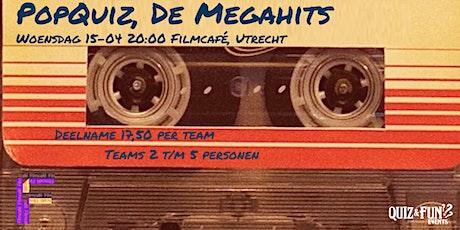 PopQuiz, De Megahits tickets