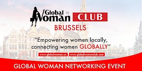 GLOBAL WOMAN CLUB BRUSSELS: BUSINESS NETWORKING BREAKFAST - March billets