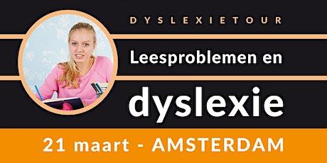 Balans Dyslexietour - Amsterdam tickets