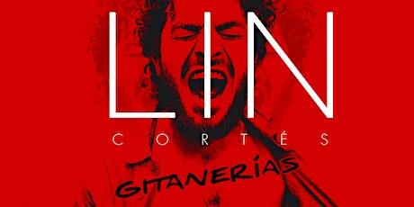 Lin Cortés - Gitanerías en Andújar entradas