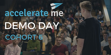 Accelerate ME Demo Day - Cohort 6 tickets
