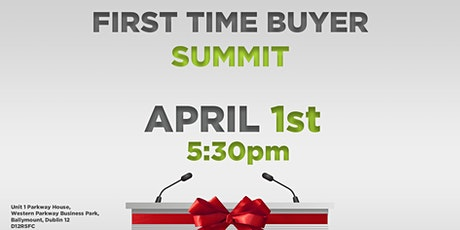 First Time Buyers Summit tickets