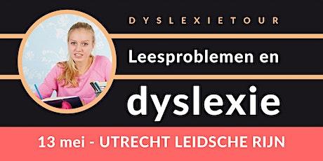 Balans Dyslexietour - Utrecht Leidsche Rijn tickets