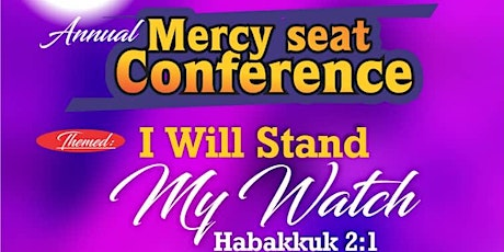 Mercy Seat Conference tickets
