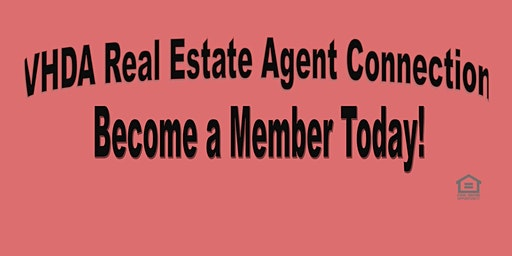 VHDA Real Estate Agent Connection