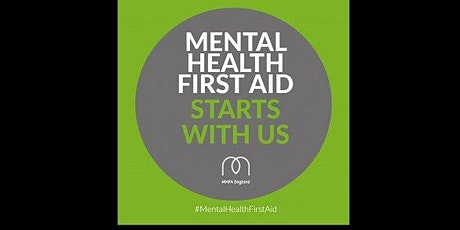 Two Day Adult Mental Health First Aid Course (Accredited by MHFA England) tickets