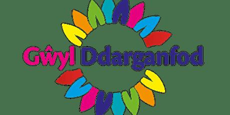 Croeso i'r Ŵyl Ddarganfod tickets