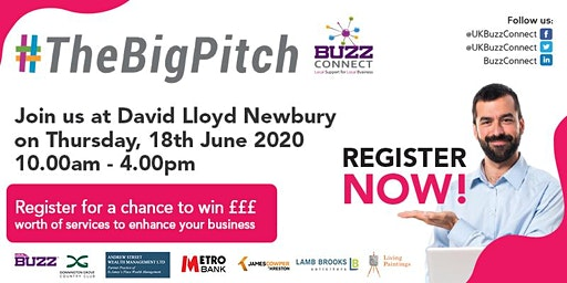 BuzzConnect #TheBigPitch 2020