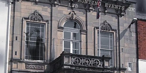 Ashbourne Town Hall Ghost Hunt- £30 P/P