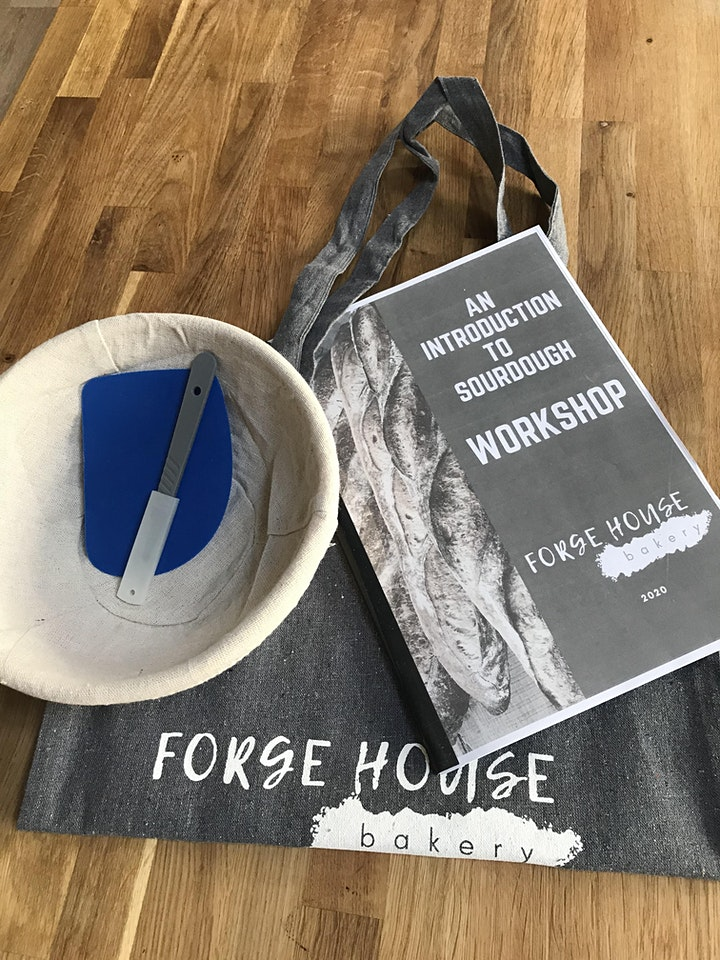 Introduction to Sourdough workshop image