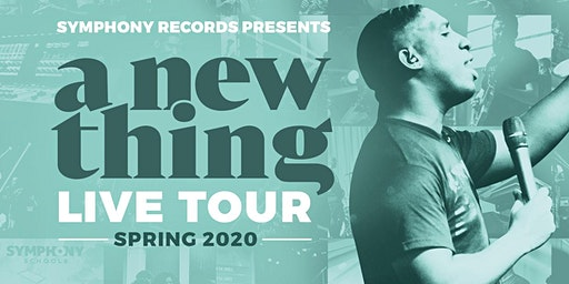 Seth & A New Thing Live Tour! - Sound of Dominion Ministries