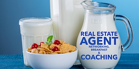 Real Estate Agent's Breakfast & Networking event - Saturday 3-21 tickets