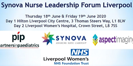 Synova Nurse Leadership Forum Liverpool tickets