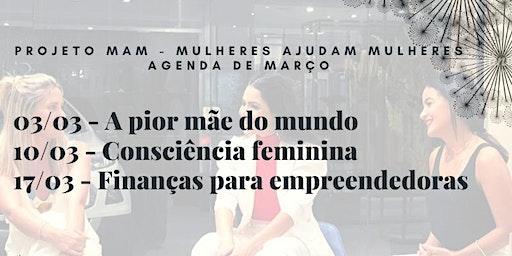Projeto MAM - Mulheres Ajudam Mulheres