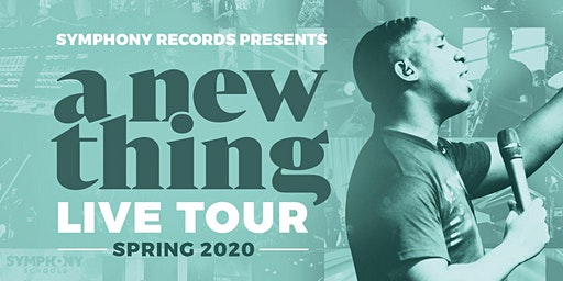 Seth & A New Thing Live Tour! - Agape Tower