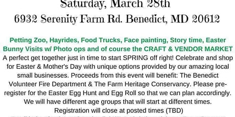 Spring Fling at Serenity Farm tickets